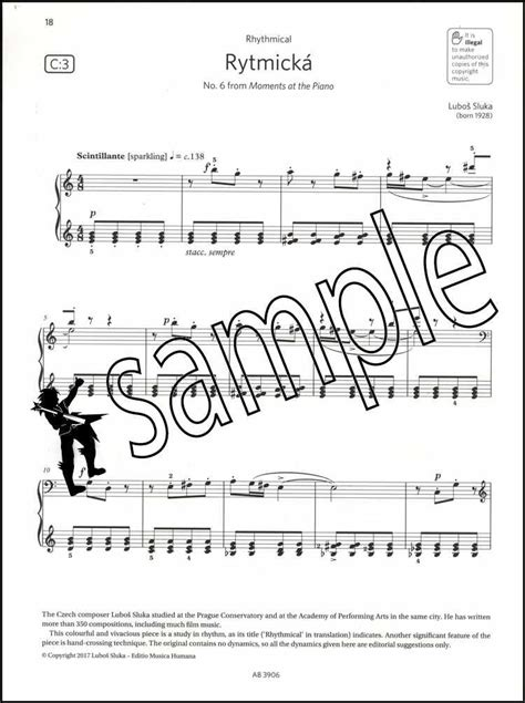Your full name (as on appointment slip). ABRSM Piano Exam Pieces 2019 2020 Syllabus Grade 4 Sheet ...