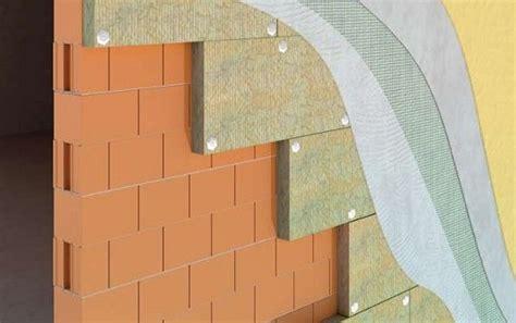 isolamento cappotto interno isolamento termico delle pareti tipologie vantaggi e