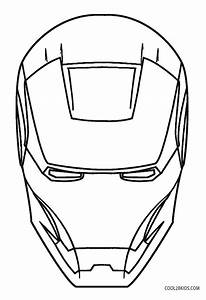 Iron Man Logo Coloring Pages 2395159
