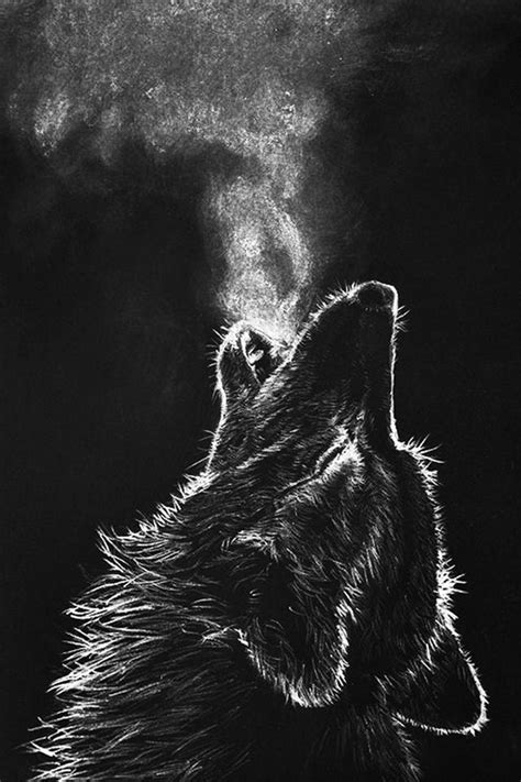 Wolf Drawing Wallpaper by Et Free Wolf Wallpaper For Desktop Awesome Wolf