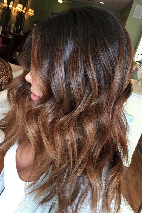 balayage braun caramel 50 balayage hair ideas in brown to caramel tone fix that weave hair balayage hair hair
