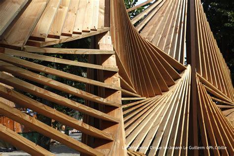 Ouvrage D'art Bois Extérieur Structure Sur Mesure
