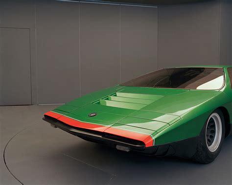 A Look At Bertone's Concept Car Design Studio By Benedict