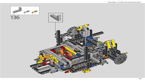 Lego bugatti chiron set 42083 instructions viewer. Lego Technic 42083 Bugatti chiron instructions book 1 ...
