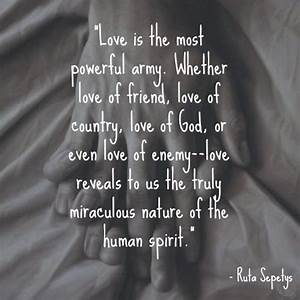 Quotes From The Book Thief Ruta Sepetys On Between Shades Of Gray An Amazing Book