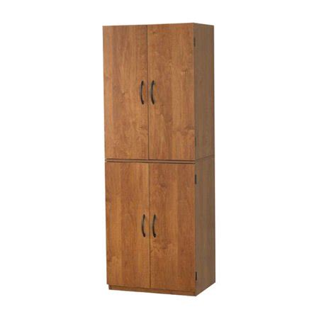 Storage Cabinets Walmart - mainstays storage cabinet alder walmart