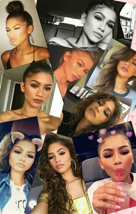 Aesthetic Zendaya Iphone Wallpaper by Zendaya Made By Maleah Collages I Made En 2019