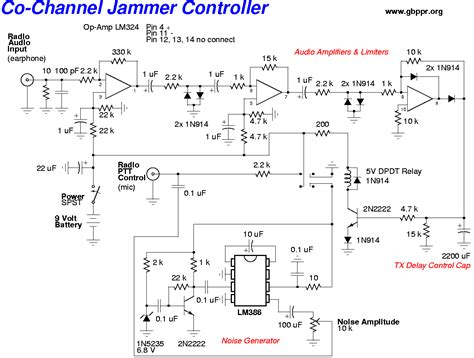 jammer circuit page 2 rf circuits next gr