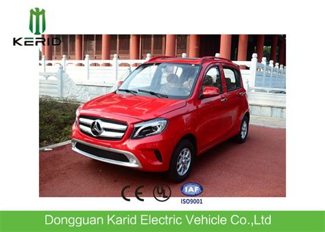 Electric Powered Vehicles by Range 4 Seater Electric Powered Vehicles Battery