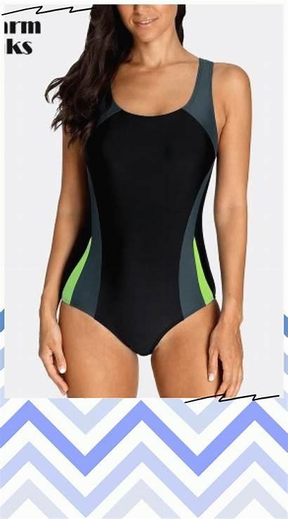 Bathing Piece Suit Bikini Swimsuit Swimwear Sports
