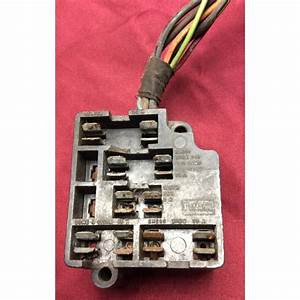 Fuse Box 1966 1967 1968 1969 1970 1971 1972 1973 1974 1975 1976 1977 Ford Bronco  Used