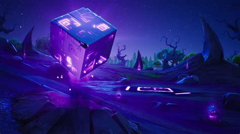 fortnite season      cube    mess