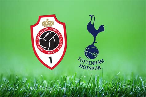Royal Antwerp vs Tottenham Hotspur: How Spurs could line ...