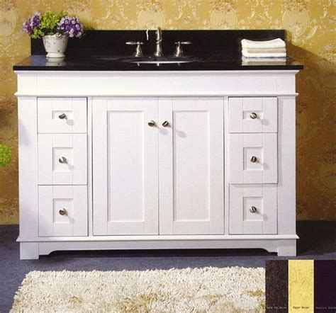 48 Inch Sink Vanity Canada by