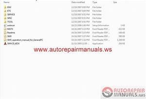 Mitsubishi Outlander 2008 Service Manual