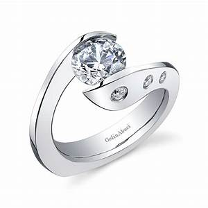 best contemporary engagement rings engagement rings depot With modern design wedding rings