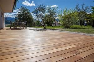 Holz Für Die Terrasse : terrassendielen in echtholz rasenfix s dtirol ~ Markanthonyermac.com Haus und Dekorationen