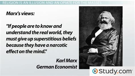 karl marx  religion  religion affects social