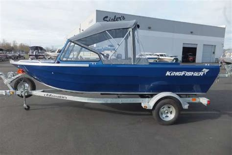 Kingfisher Boats Portland by 2016 Kingfisher 1825 Falcon Xl 18 Foot 2016 Boat In