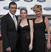 Antonio Banderas with daughter Stella and his ex wife ...