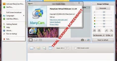 Manycam Pro 3.1.64 Full Version