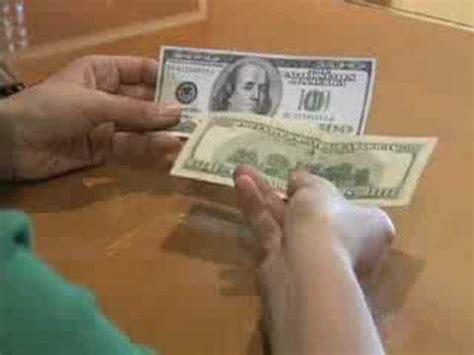 si鑒es de reconoce un dolar falso
