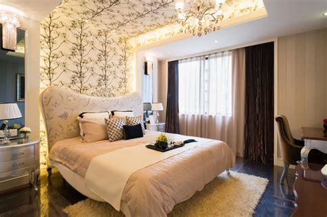 dormitorio vintage de tonos rosas fotos   te