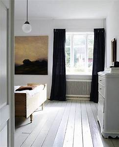 23 scandinavian inspired bedrooms messagenote With black drapes for bedroom
