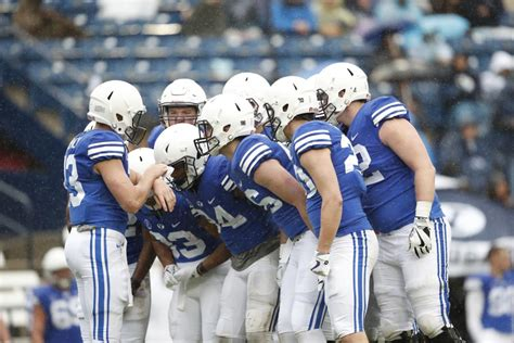 byu football players determined   crucial work