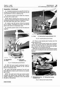 John Deere Tractors 4430  4630 Service Technical Manual