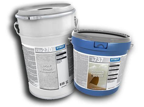 STAUF USA Adhesive to glue down wood flooring and floor