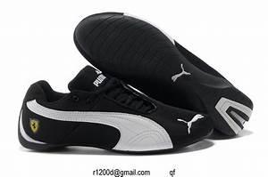 Basket Puma Noir Homme : chaussure puma noir et blanc ~ Melissatoandfro.com Idées de Décoration