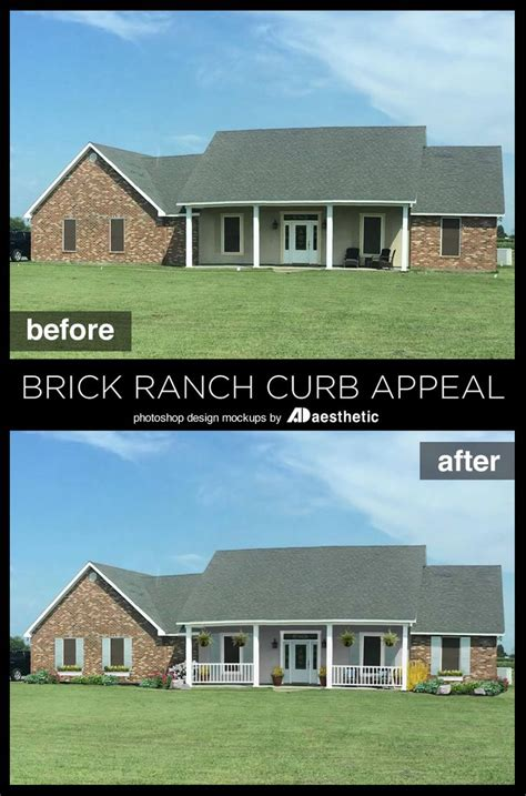 "Many New Homes Suffer From ""blank Slate"" Curb Appeal See"