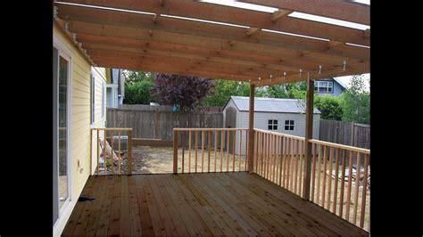 adding  porch   ranch style house randolph indoor  outdoor design