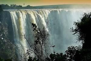 Las cataratas Victoria desde Zimbabue