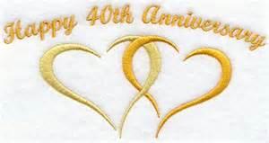 Similiar 40 Year Marriage Anniversary Keywords