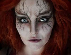 Cute and Scary Witch Makeup Ideas For Halloween ...