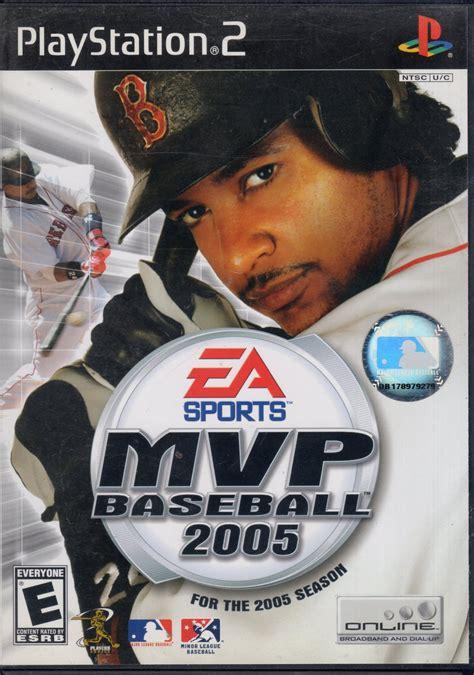 Playstation 2 Mvp Baseball 2005 By Ea Sports Video Games