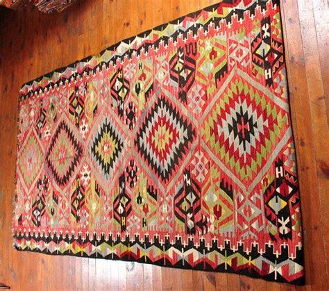 teppich türkis vintage t 252 rkischer kelim teppich jahrgang kelim teppich