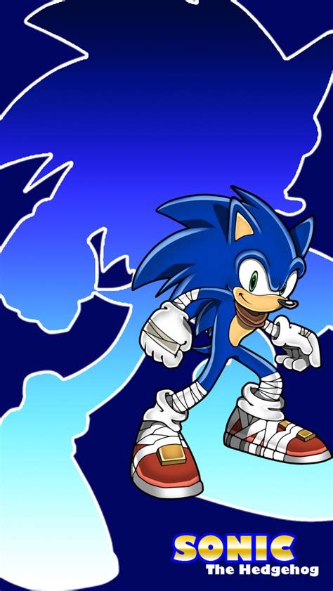 Sonic X Wallpaper iPhone