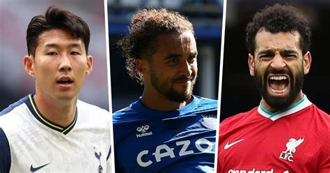 Premier League top scorers 2020-21: Calvert-Lewin, Son ...