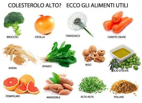 colesterolo alimenti colesterolo quali alimenti lo abbassano di ricette