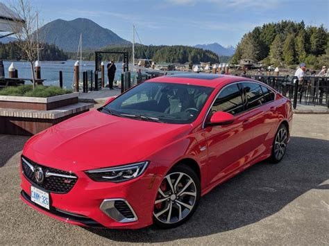 Buick Regal Gs Used by 2018 Buick Regal Sportback Gs Test Drive Auto