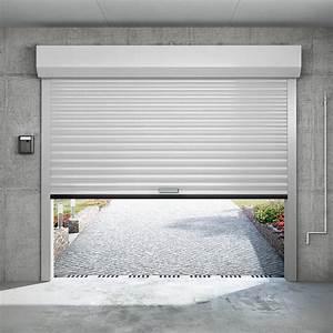 Porte De Garage A Enroulement : porte de garage a enroulement portes de garage les ~ Dailycaller-alerts.com Idées de Décoration