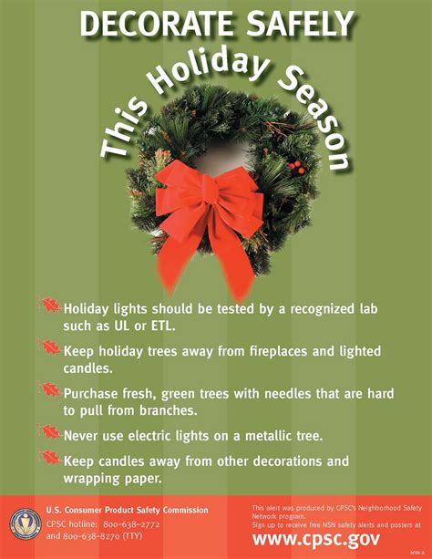 aid store holiday safety  aid storecom