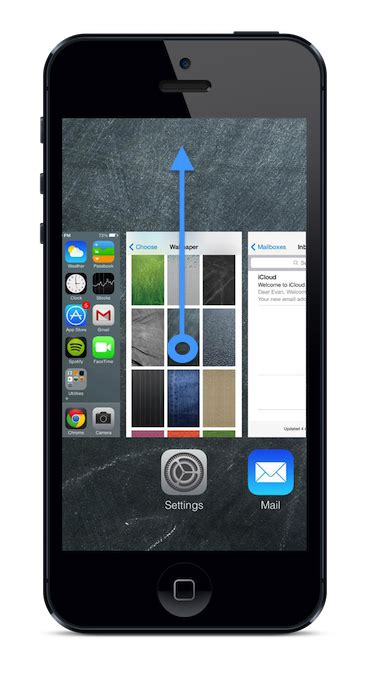 apps on iphone 5 how to apps in ios7