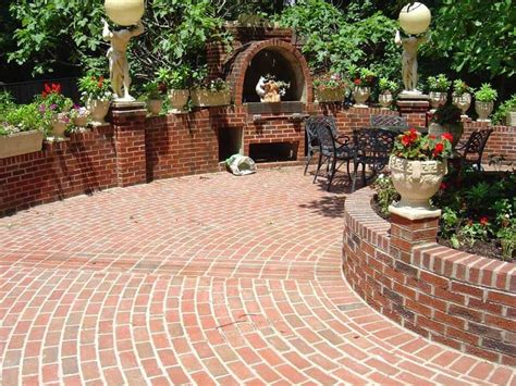 21+ Magnificent Outdoor Kitchen Red Brick