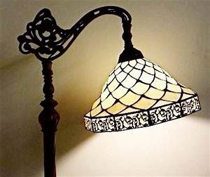 lucia 12inch tiffany hanging floor lamp With lucia tiffany floor lamp