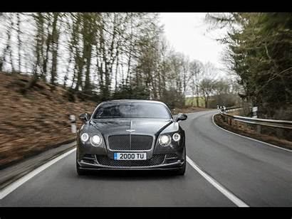 Bentley Speed Gt Continental Flying V8 Spur