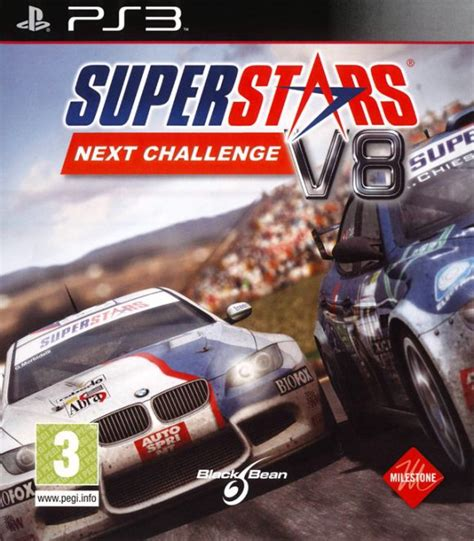 Challenge Ps3 by Superstars V8 Next Challenge Para Ps3 3djuegos